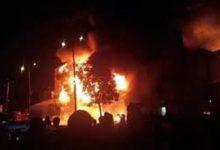 Photo of ثمانية قتلى و170 جريحاً على الأقل إثر حريق في مركز هجرة في اليمن