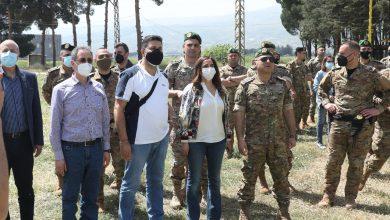 Photo of عكر تفقدت أفواج الجيش في البقاع وشددت على دوره في التصدي لأي اعتداءات وضبط المعابر