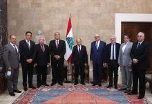 Photo of عونه: نرفض أن يكون لبنان معبراً لما يمكن ان يسيء الى الدول العربية عموماً والى السعودية خصوصاً