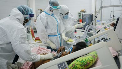 Photo of أكثر من نصف مصابي كوفيد-19 في الرعاية المركزة بالبرازيل تحت سنّ الأربعين