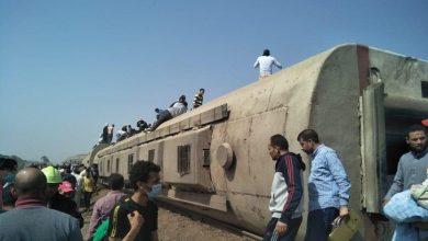 Photo of 11 قتيلاً ونحو مئة جريح في حادث قطار جديد في مصر