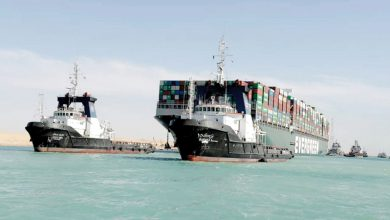 Photo of مصر: تتحفظ على سفينة «إيفر غيفن» في انتظار تسديد تعويضات بقيمة 900 مليون دولار