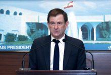 Photo of هيل من بعبدا: هناك إمكان لتشكيل حكومة قادرة على وقف الإنهيار وإجراء الإصلاحات وستحصل على دعمنا