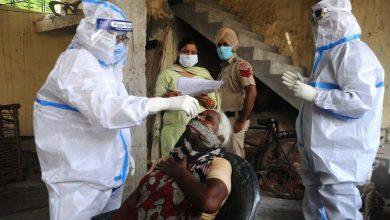 Photo of الهند: نحو 380 ألف إصابة بفيروس كورونا خلال 24 ساعة في حصيلة قياسية جديدة