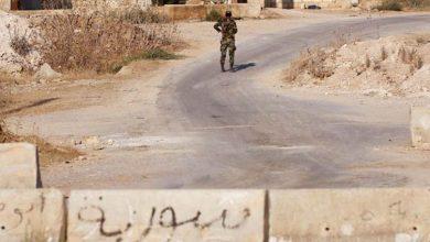 Photo of اسرائيل تشن ضربات داخل سوريا بعد سقوط «صاروخ» في النقب