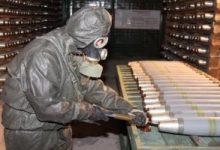 Photo of سوريا: منظمة حظر الأسلحة الكيميائية تتهم النظام باستخدام غاز الكلور في هجوم على سراقب