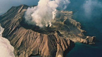 Photo of اتساع رقعة ثوران بركان ايسلندا