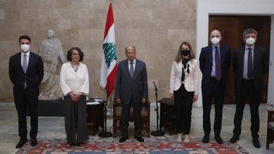 Photo of سيريني تزور بعبدا والخارجية: مستعدون للدعم شرط تأليف حكومة