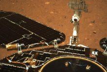 Photo of الروبوت الصيني أرسل صوره الأولى من المريخ