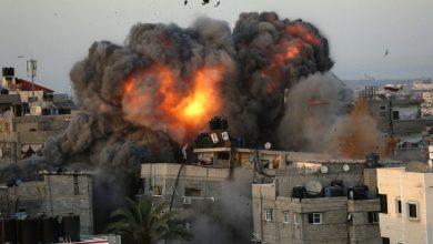 Photo of حي الرمال الراقي في غزة استحال ركاماً