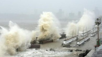 Photo of 21 قتيلاً و96 مفقوداً في إعصار ضرب الهند