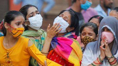 Photo of كوفيد يفتك بالهند في ظل نقص الأكسجين واكتظاظ المستشفيات والاصابات تتخطى 20 مليوناً
