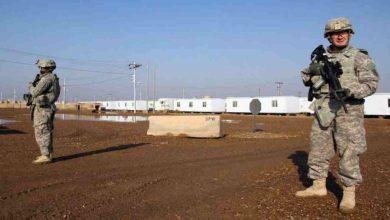 Photo of هجوم جديد بالصواريخ على قاعدة تضم جنوداً أميركيين في العراق