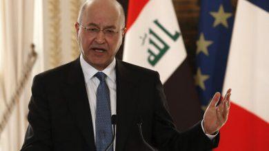 Photo of برهم صالح: استضافة العراق للقاءات سعودية إيرانية «أكثر من مرة»
