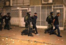 Photo of إسرائيل اعتقلت 1500 فلسطيني منذ بدء التصعيد في نيسان