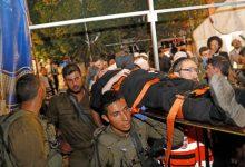 Photo of قتيلان و60 جريحاً بانهيار مدرجات في كنيس قرب القدس