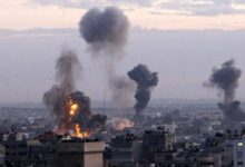 Photo of 20 قتيلاً بينهم 9 اطفال و600 جريح في غارات اسرائيلية وحشية على غزة