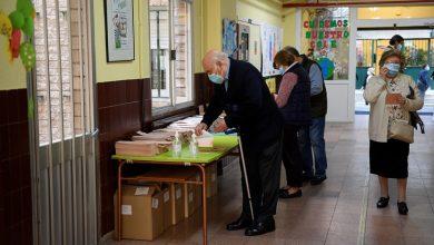 Photo of انتخابات في منطقة مدريد يراها اليمين بوابته الى السلطة