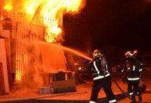 Photo of مقتل 3 أشخاص بحريق في فندق في موسكو