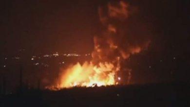 Photo of الدفاع الجوي السوري يتصدى لغارات إسرائيلية على «أهداف» قرب اللاذقية