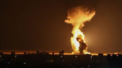 Photo of غارات إسرائيلية جديدة على سوريا تستهدف القنيطرة