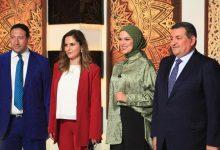 Photo of عبد الصمد زارت استديوهات تلفزيونية قبل دورة مجلس وزراء الاعلام العرب