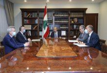 Photo of عون يترأس اجتماعاً مالياً وقضائياً ومصرف لبنان يتحرك