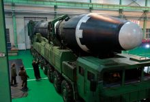 Photo of تباطؤ في انخفاض عدد الأسلحة النووية حول العالم