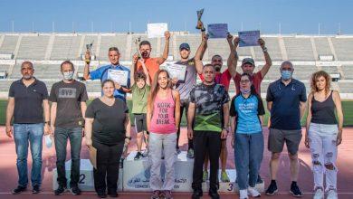 Photo of تكريم العدائين المشاركين في الالترا ماراتون