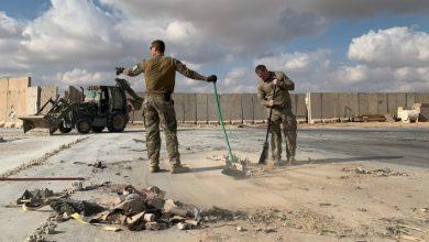 Photo of إسقاط طائرتين مسيرتين مفخختين قرب قاعدتين عسكريتين في بغداد