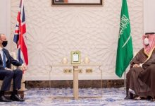 Photo of وزير خارجية بريطانيا يبحث مع ولي العهد السعودي الوضع مع ايران