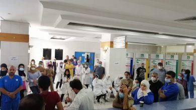 Photo of موظفو مستشفى الحريري اعتصموا لعدم إنصافهم: طفح الكيل
