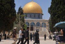 Photo of إسرائيل تسمح بمسيرة لليمين المتطرف في البلدة القديمة بالقدس بشروط