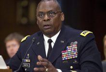 Photo of وزير الدفاع الأميركي يطلب من البنتاغون زيادة التركيز على الصين