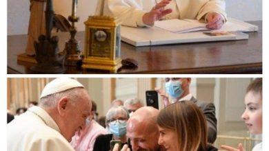 Photo of البابا فرنسيس في رسالة إلى المشاركين في مؤتمر العمل الدولي: مسؤوليتكم كبيرة ويجب تطوير ثقافة التضامن للخروج من الأزمة