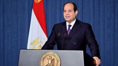 Photo of الرئيس المصري يعين سفيراً لدى قطر بعد المصالحة الخليجية