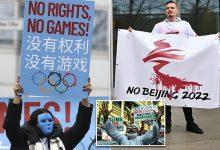 Photo of واشنطن تتشاور مع حلفائها بشأن احتمال مقاطعة الألعاب الأولمبية في بكين