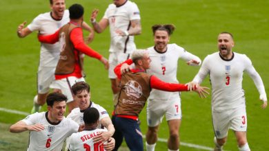 Photo of كأس أوروبا: إنكلترا تقصي ألمانيا بهدفي سترلينغ وكاين وتبلغ ربع النهائي