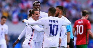 Photo of المنتخب الفرنسي يتغلب على بلغاريا بثلاثية وإصابة بنزيمة تعكر الفوز