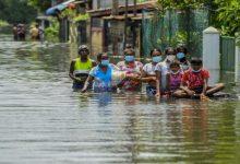 Photo of مصرع 17 شخصاً وآلاف المشردين بفيضانات في سريلانكا
