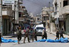 Photo of مقتل 8 واصابة العشرات في احتجاجات على القوات التي يقودها الأكراد في شمال سوريا