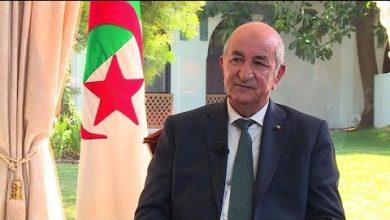 Photo of تبون: الجزائر كانت مستعدة «للتدخل» في ليبيا لمنع سقوط طرابلس