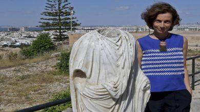 Photo of مديرة اليونسكو تدعو في مستهلّ زيارة لتونس إلى حماية آثار قرطاج
