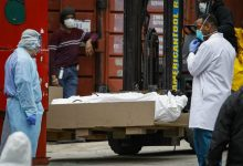 Photo of أكثر من 600 ألف وفاة بكوفيد-19 في الولايات المتحدة ونيويورك ترفع القيود