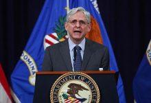 Photo of وزير العدل الأميركي يعد بـ «التحرك بسرعة» لمنع ديموقراطيين من التدخل بالقضاء