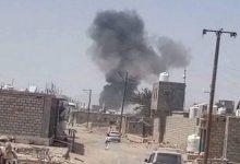 Photo of صاروخ حوثي يقتل 21 شخصاً في مأرب ودعوة اميركية – اوروبية للسلام