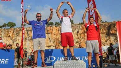 Photo of النادي اللبناني للسيارات والسياحة ينظم السباق الثالث للسرعة بنجاح