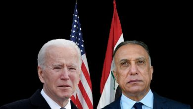 Photo of بايدن يناقش مع الكاظمي الوجود الأميركي في العراق قبل أشهر من الانتخابات