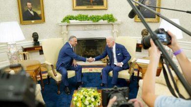 Photo of بايدن يتفق مع الكاظمي على إنهاء مهام اميركا القتالية في العراق بحلول نهاية العام