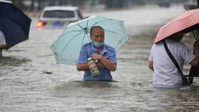 Photo of الصين: وفاة 12 وإجلاء 200 ألف شخص جراء فيضانات وصفها شي جينبينغ بأنها «خطيرة للغاية»